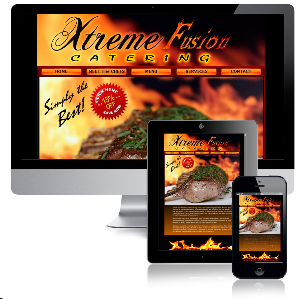 Xtreme Fusion Catering