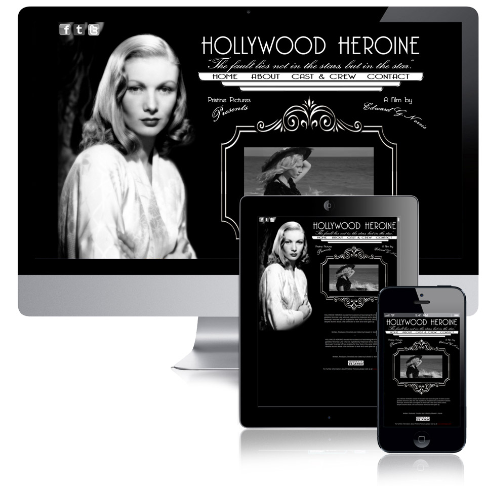 Hollywood Heroine